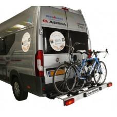 Memo Van-Star Fiat Ducato Bike Rack