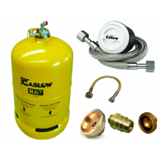 Gaslow Refillable Gas Cylinders - Single Bottle Kits