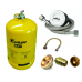 Gaslow Refillable Gas Cylinders - Single Bottle Kits