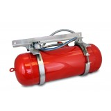 Refillable Underslung Gas Tanks