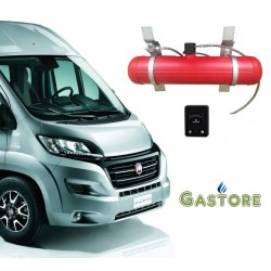 Gastore - 25ltr Under slung Refillable Gas Tanks (Fiat/Peugeot/Citroen)