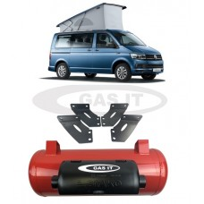 Gas it - 20ltr Under slung Refillable Gas Tanks (VW T5/T6)
