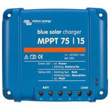 Victron Blue Solar MPPT 75/15 (12/24V) Regulator