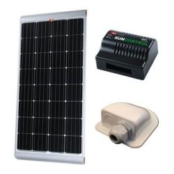 NDS SOLENERGY 175watt MPPT Solar Panel Kit