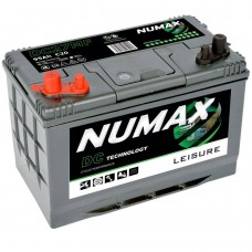 Numax DC27MF Leisure Battery 12V 95Ah
