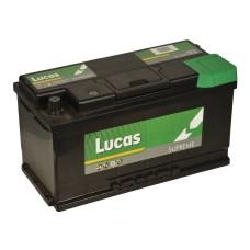 Lucas Supreme Starter Battery 12V 100Ah