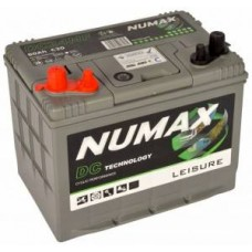 Numax DC24MF Leisure Battery 12V 80Ah