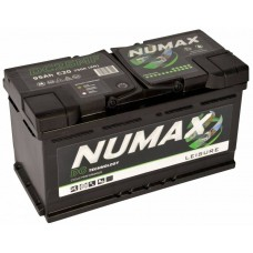 Numax DC25MF Leisure Battery 12V 105Ah