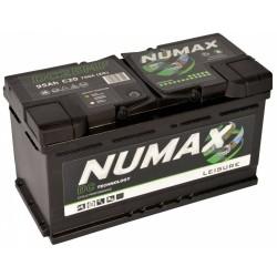 Numax DC25MF Leisure Battery 12V 105Ah