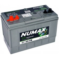 Numax DC31MF Leisure Battery 12V 105Ah