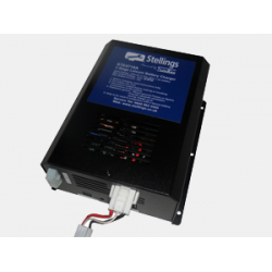 Stellings 240v Mains 18amp Battery Charger