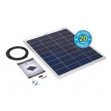 PV Logic Ridged 80watt Solar Panel Kit