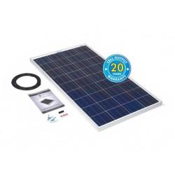 PV Logic Ridged 120watt Solar Panel Kit