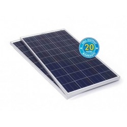 PV Logic Ridged 240watt Solar Panel Kit