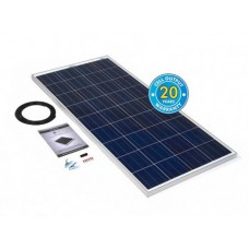 PV Logic Ridged 150watt Solar Panel Kit