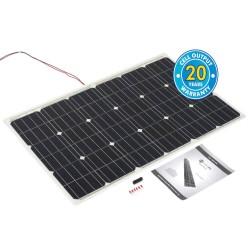 PV Logic Flexi 100watt Solar Panel Kit
