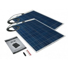 PV Logic Flexi 160watt Solar Panel Kit