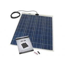 PV Logic Flexi 80watt Solar Panel Kit