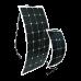 NDS SOLARFLEX EVO 110watt MPPT Solar Panel Kit