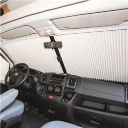 Remi Front IV Blinds (Windscreen) Fiat, Peugeot, Citroen 2014 onwards X250 - Beige