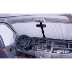 Remi Front IV Blinds (Windscreen) Fiat, Peugeot, Citroen 2007 -2011 X250 - Grey