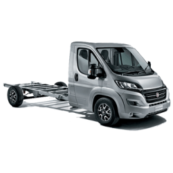 VB Semi-Air Suspension - Fiat Ducato, Citroen Relay, Peugeot Boxer 2006 > onwards X250 X290