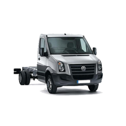 VB Semi-Air Suspension - Volkswagen Crafter 35-50  2006> onwards