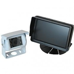 "Ranger 210 - 5"" Monitor / Roof mounted Reversing Camera"