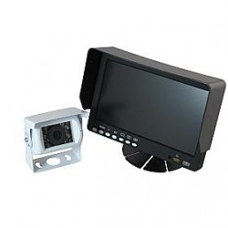 "Ranger 310 - 7"" Monitor / Roof mounted Reversing Camera"