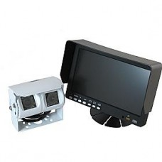 "Ranger 330 - 7"" Monitor / Dual Reversing Camera"