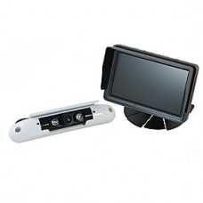 """Ranger 220 - 5"""" Monitor / Slim-line Reversing Camera"""
