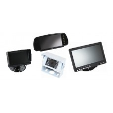 "Ranger 5, 7"" & Mirror Monitor / Roof mounted Reversing Camera"