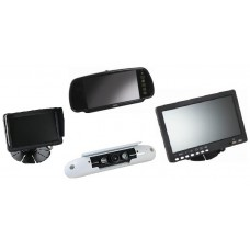 "Ranger 5, 7"" & Mirror Monitor / Slim-line Reversing Camera"