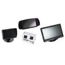 "Ranger 5, 7"" & Mirror Monitor / Dual Camera System"