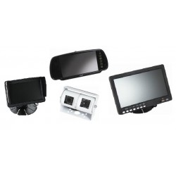 "Ranger 5, 7"" & Mirror Monitor / Dual Camera System"