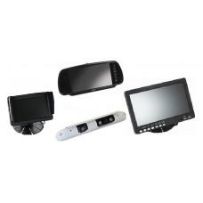"Ranger 5, 7"" & Mirror Monitor / Dual Slimline Reversing Camera"