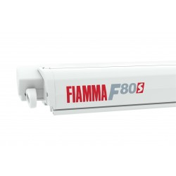 Fiamma F80s Polar White Awning - 2.9m to 4.5m