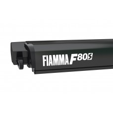 Fiamma F80s Deep Black Awning - 2.9m to 4.5m
