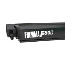 Fiamma F80s Deep Black Awning - 2.9m to 4.5m