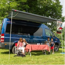 Fiamma F80 Awning - Mercedes Sprinter, VW Crafter