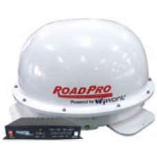 Roadpro In-Motion Satellite TV Domes