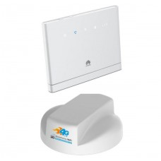 Motorhome WiFi 4G Roof Antenna & Huawei Router (Pack 3)