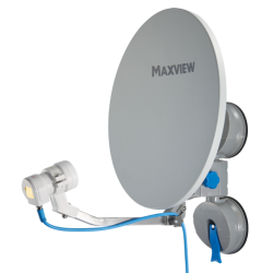 Maxview Remora 40 Portable Satellite System