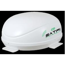 SatFi GO in-motion Automatic Satellite Dome