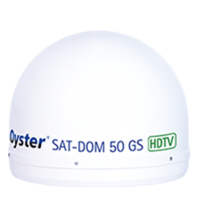 Oyster Satellite TV Domes
