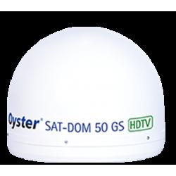OysterSatellite TV Domes