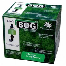 SOG Toliet Ventilation System - Floor Model