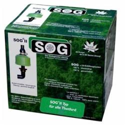 SOG Toliet Ventilation System - Floor Model