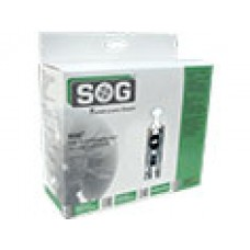 SOG Toliet Ventilation System - Roof Model