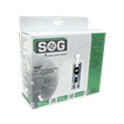 SOG Toliet Ventilation System - Roof Model